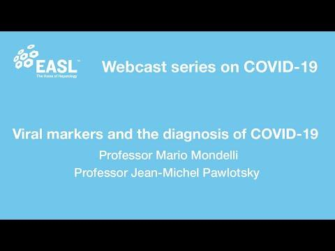Embedded thumbnail for Viral markers and the diagnosis of COVID-19