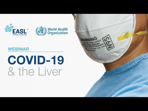 Embedded thumbnail for EASL/WHO Covid-19 & the Liver